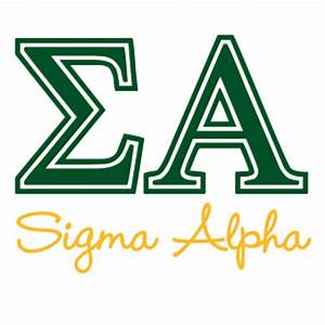 sigma alpha western illinois university school of With alpha sigma alpha greek letters