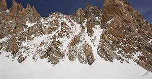 Carnet Sud Ouest : carnets du mont blanc aiguillettes du tacul couloir sud ~ Dode.kayakingforconservation.com Idées de Décoration