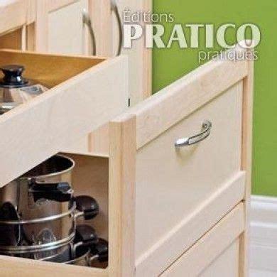 fabriquer  module de cuisine avec tiroirs plans