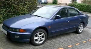 Mitsubishi Galant 2 4 2003