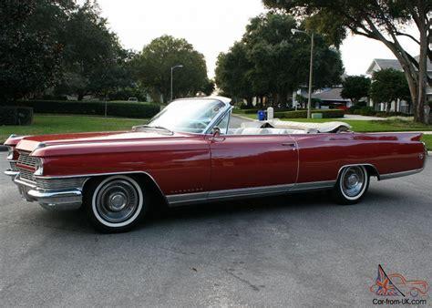 Desirable Rust Free Survivor 1964 Cadillac Eldorado
