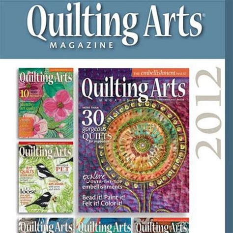 quilting arts magazine  collection cd   issues