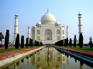 Travel Trip Journey: Taj Mahal Agra, India