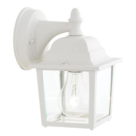 the real of white exterior wall lights warisan
