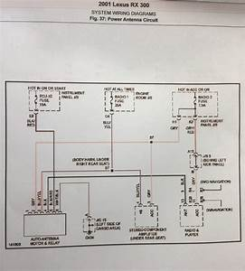 2000 Rx 300 Repair Manual