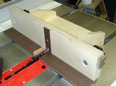 post  favorite diy tablesaw box joint jigs
