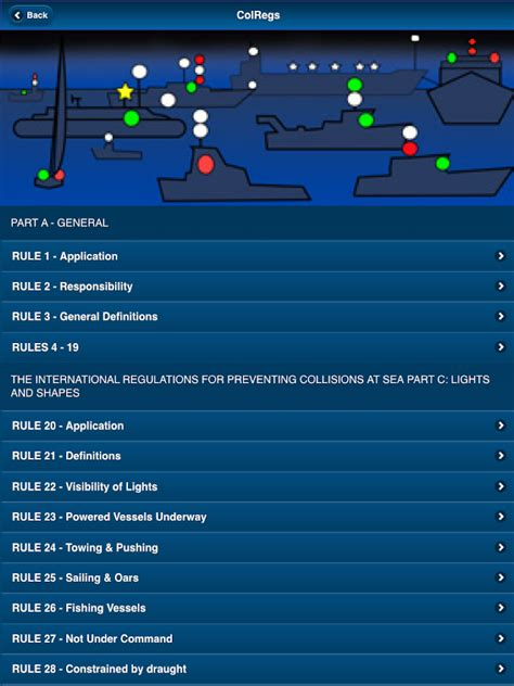 Boat Navigation Lights Test by Navigation Lights Shapes Android Apps On Play