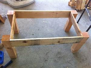 Pallet Coffee Table - Little Bits of