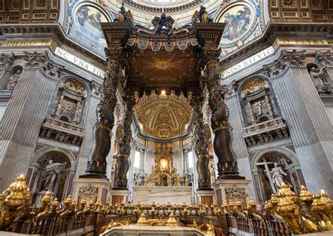 Popolare Mezzogiorno Sede Legale Il Baldacchino Di San Pietro Baldacchino Di San Pietro