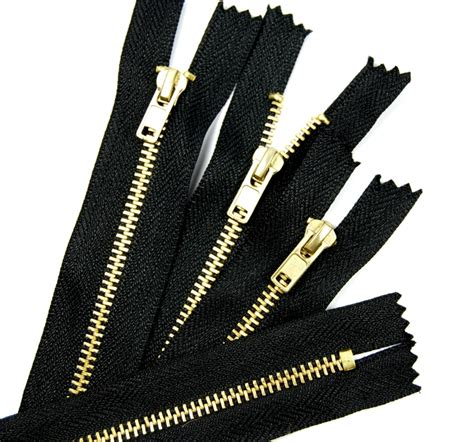 reißverschluss zipper shop rei 223 verschl 252 sse l 228 nge 9 12 16 18 20 25 30 35 cm unteilbar metall rei 223 verschluss 14cm 3mm