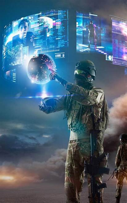 Virtual Future Reality Military Mobile 4k Wallpapers