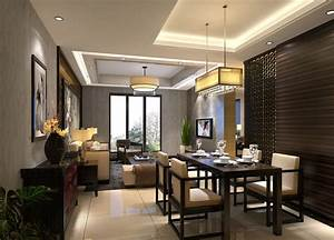 things you should know about contemporary dining rooms With modern living and dining room design