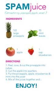 Fruit Juice Smoothie Recipe