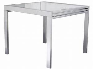 Conforama Table De Cuisine : table conforama extensible table de lit ~ Teatrodelosmanantiales.com Idées de Décoration