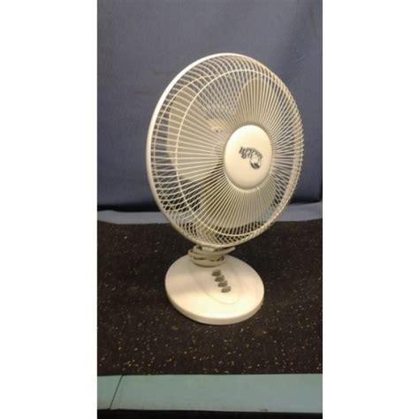 Oscillating Desk Fan by Hton Bay 12 Quot Oscillating Table Fan Model Tfa12lg