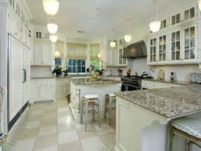 white kitchen granite ideas antique white kitchen cabinets with granite countertop