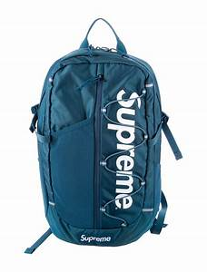 Supreme Logo Travel Backpack w/ Tags - Bags - WSPME20194
