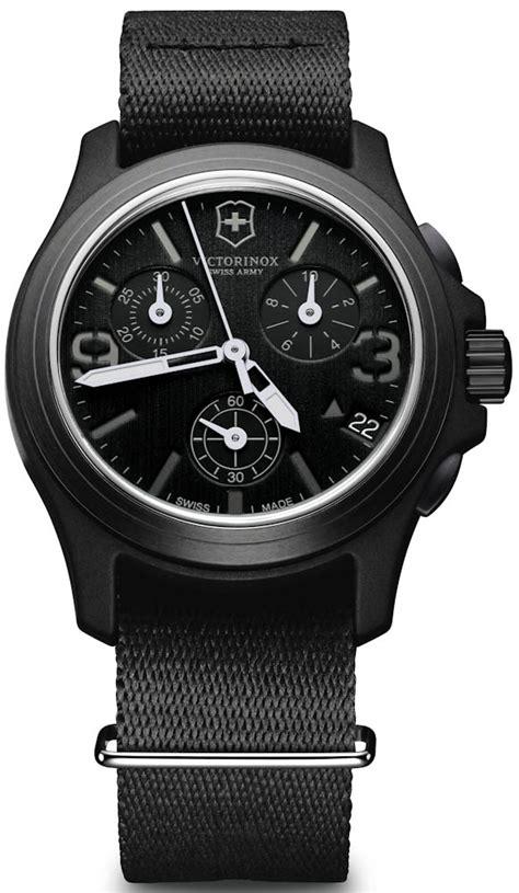 swiss army original chronograph ablogtowatch