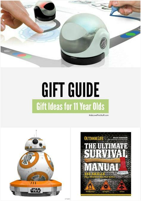 20 cool birthday and christmas gift ideas for 11 year old boys