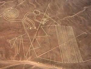 Astronauta Nazca Lineas - Pics about space