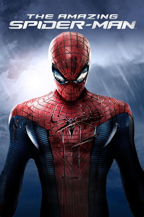 The Amazing Spiderman (2012)  Posters — The Movie