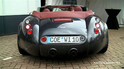 Wiesmann Mf4 Roadster V8 Biturbo Lovely Sound!!