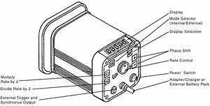 shimpo dt 315 battery powered digital stroboscope With led stroboscope