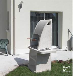 barbecue en beton cellulaire ar8080f impexfire paris With beton cellulaire exterieur barbecue