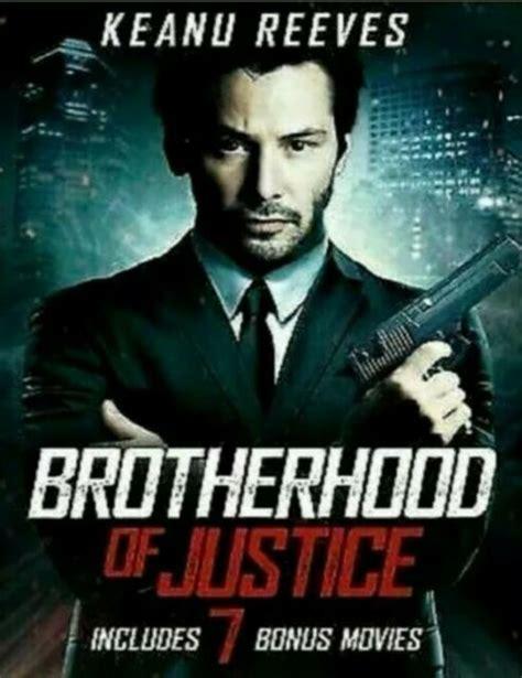Brotherhood Of Justice Keanu Reeves Plus 7 Bonus Dvd