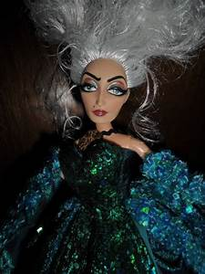 Ursula From The Little Mermaid Broadway Musical 11 U0026quot  Doll