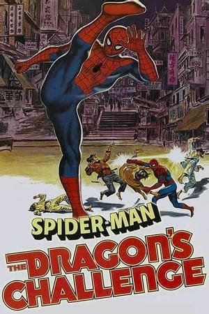 spider man  dragons challenge