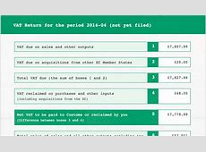 VAT return software for small businesses and freelancers