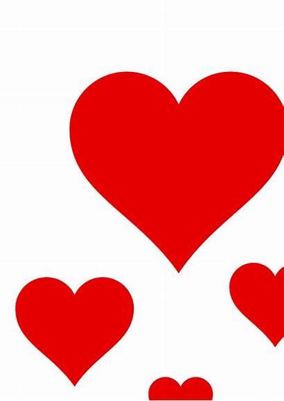 Heart Clip Hearts Cartoon Clipart Cliparts Cluster