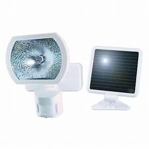 Solar powered motion detector flood lights bocawebcam