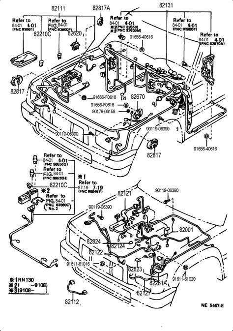 1993 Toyotum 22re Wiring Diagram by 8212135271 Toyota Wire Engine Toyota Parts Overstock