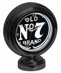 Jack Daniel s Desktop Neon Clock