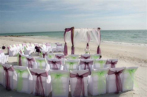 Treasure Island Beach Weddings And Sunset Beach Weddings