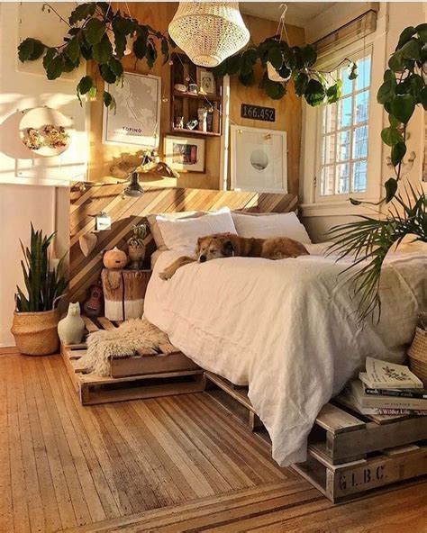 40+ Bohemian Minimalist with Urban Outfiters Bedroom Ideas ...
