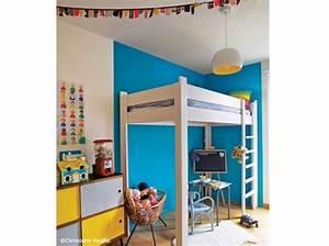 Lit Enfant Vintage : chambre enfant nos bonnes id es pour gagner de la place elle d coration ~ Teatrodelosmanantiales.com Idées de Décoration