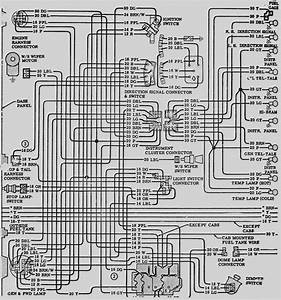66 Chevy Wiring Diagram