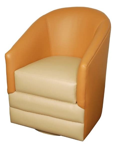 gl 23bl swivel barrel chair with storage glastop inc