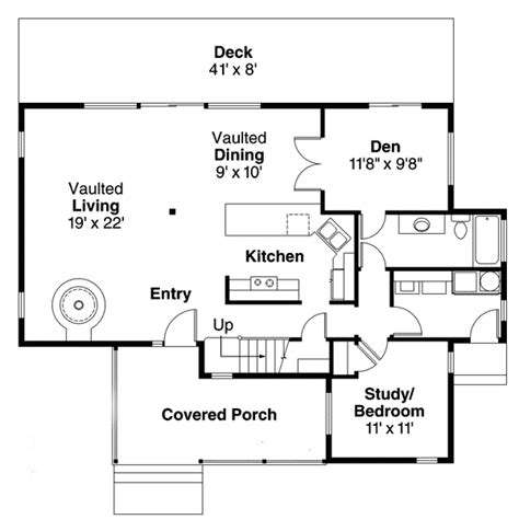 sun deck 72655da 2nd floor master suite cad available contemporary den office