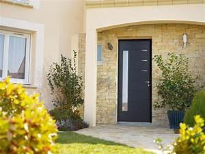 Porte Entree Maison : porte vitr e inserts inox sur mesure porte d 39 entr e ~ Premium-room.com Idées de Décoration