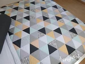 Decke Selber Nähen : die besten 25 patchwork decke n hen ideen auf pinterest ~ Lizthompson.info Haus und Dekorationen