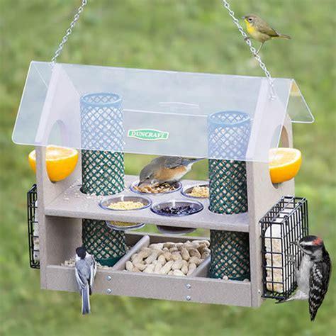 duncraft com super deluxe bird feeder