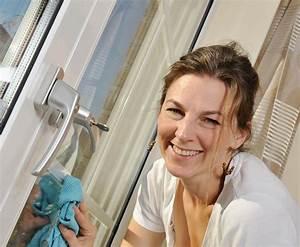 Streifenfrei Fenster Putzen : fenster putzen mit essigessenz gelakt hout verven zonder schuren ~ Markanthonyermac.com Haus und Dekorationen