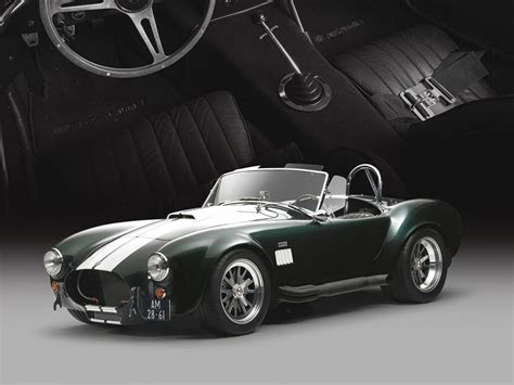 1965 shelby cobra 427 mkiii supercar hot rod rods muscle