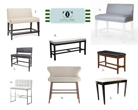 14 Best Counter Height Bench Images On Pinterest