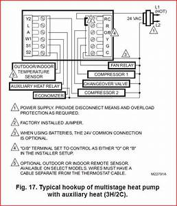 Trane Thermostat Wiring