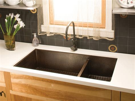 copper kitchen sink pros and cons kitchen towel bar sink copper kitchen sinks 9460